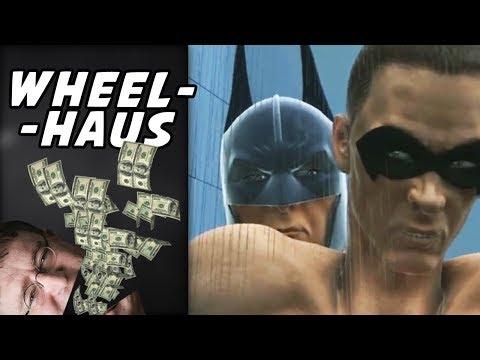 BUTTMAN FOREVER - Wheelhaus Gameplay