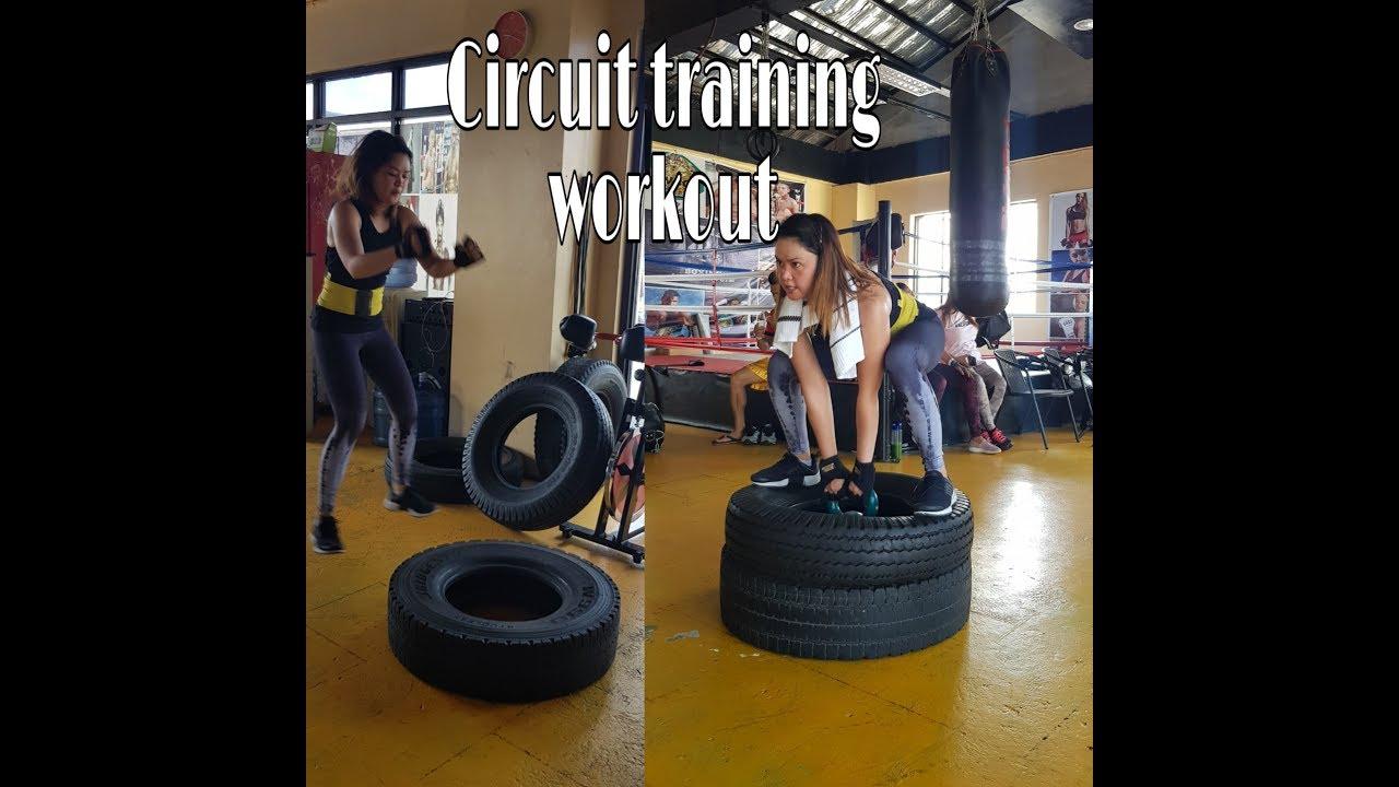 #Circuittraining #workout #boxing CIRCUIT TRAINING WORKOUT | BOXING