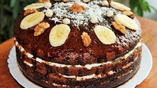 ПИРОГ НА КЕФИРЕ С ВАРЕНЬЕМ. ВКУСНЫЙ торт с вареньем на кефире, простой рецепт!