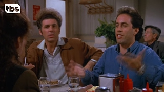 Watch Seinfeld weekdays at 6/5c on TBS. SUBSCRIBE: http://bit.ly/TBSSub WATCH MORE: http://bit.ly/TBSSeinfeld About TBS: The home of Angie Tribeca, Full ...