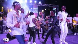 Diamond Platnumz - Live Performance at ZIMBABWE PART 3 ( WATORA MALI CONCERT )