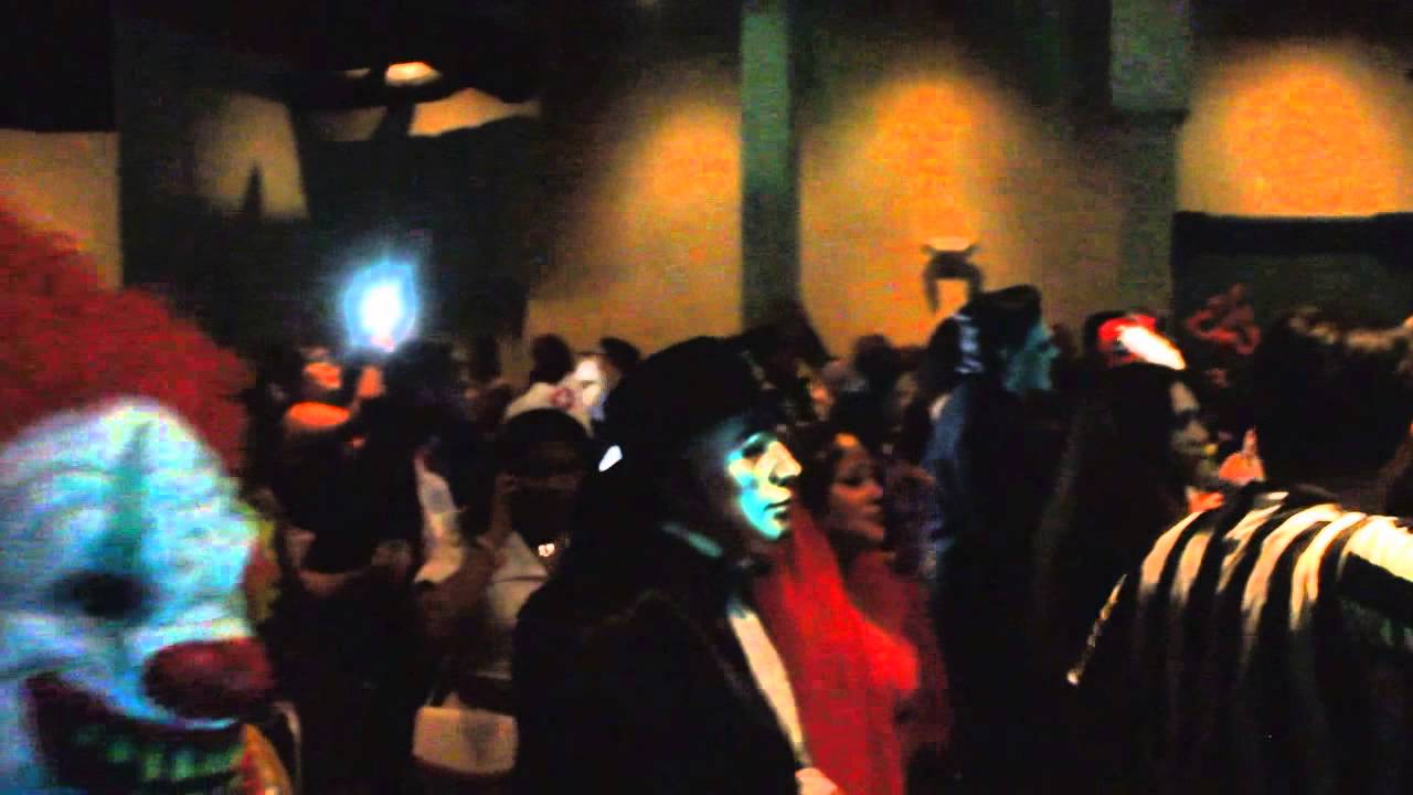 Halloween Party - Downtown San Antonio - YouTube