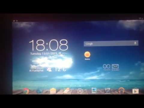 Asus Memo Pad Fhd 10 Me302c Problem Screen Youtube