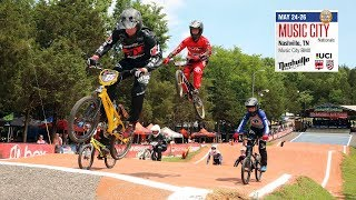 2019 USA BMX Music City Nationals Amateur Mains Day One