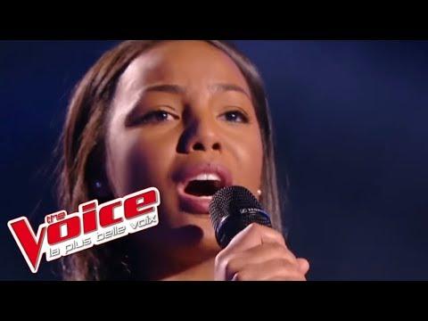 Julie Menet - « Who's Lovin You » (Jackson Five)   The Voice France 2017   Blind Audition