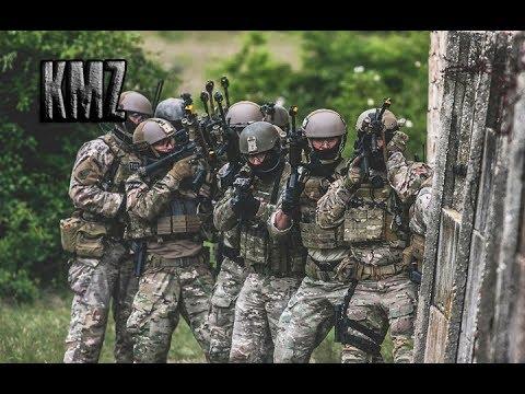 Hungarian Special Forces KMZ | Magyar Különleges Erők | 2017