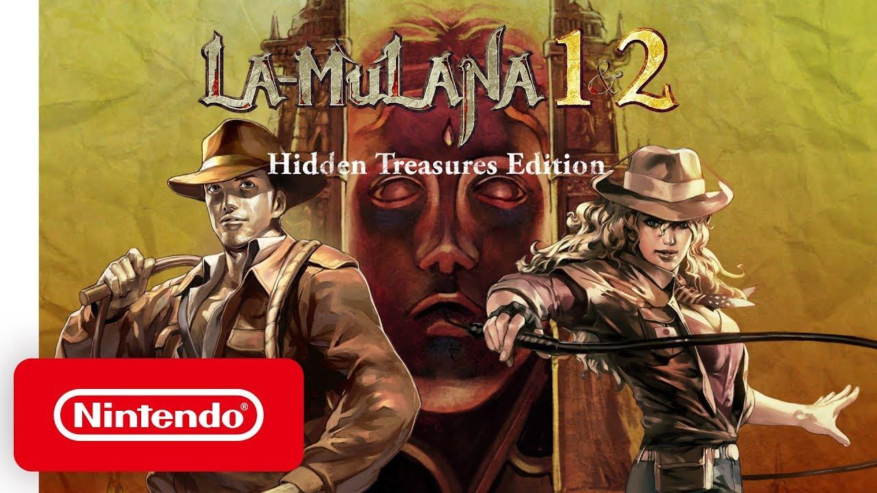 Launch Trailer για τα LA-MULANA 1 & 2