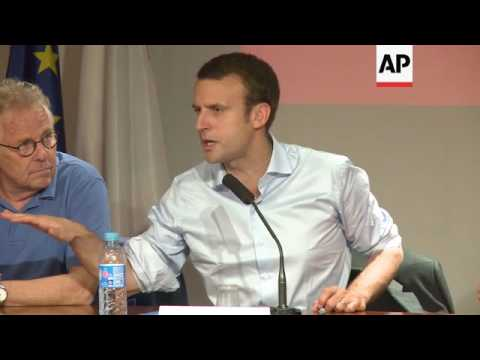 Macron: Brexit failure of UK government