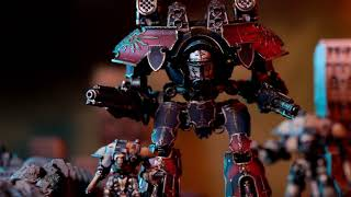 Adeptus Titanicus: The Horus Heresy - In Stores Now