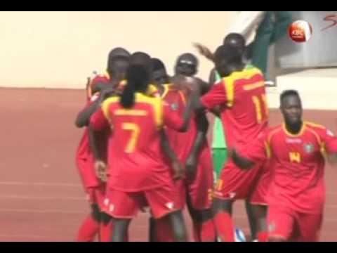Harambee Stars- Bissau