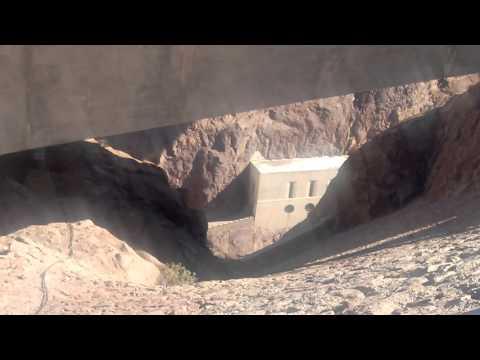Hoover Dam near Las Vegas