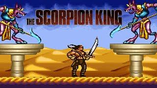 THE SCORPION KING - Sword of Osiris Gameplay [GBA - Game Boy Advance]