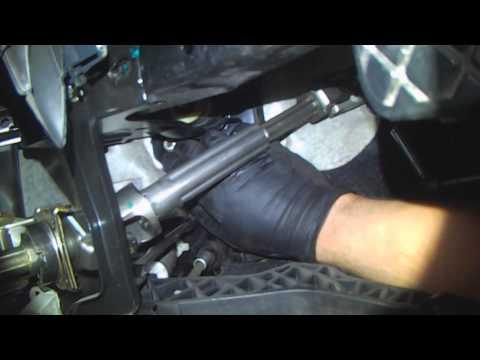 VW A4: ALH TDI Brake booster removal