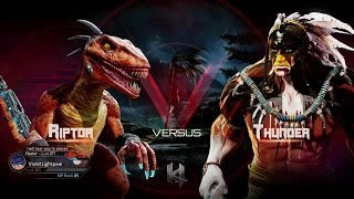 Скачать Killer Instinct Riptor Ultra Combo 156 Hits Xbox One