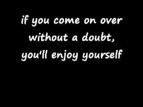 Billy Currington song Enjoy Yourself (w/lyrics)