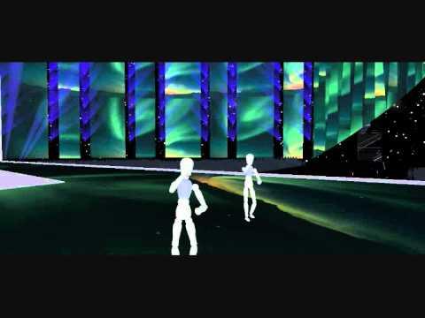 Eurovision 2012 Iceland - My Background Design