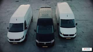 Фольксваген Крафтер - тест драйв vw. Первые пять преимуществ Volkswagen Crafter  2018