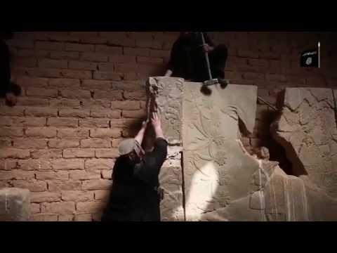 Isis vandals destroy historic city of Nimrud