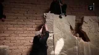 Isis vandals destroy historic city of Nimrud