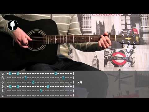 Blunderbuss - Jack White ( Guitar Lesson with TABS )
