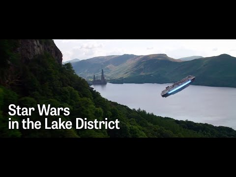 Star Wars in the Lake District