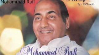 Mohammad Rafi - Basi Hai Dil Mein Nabi Ki Yaad.