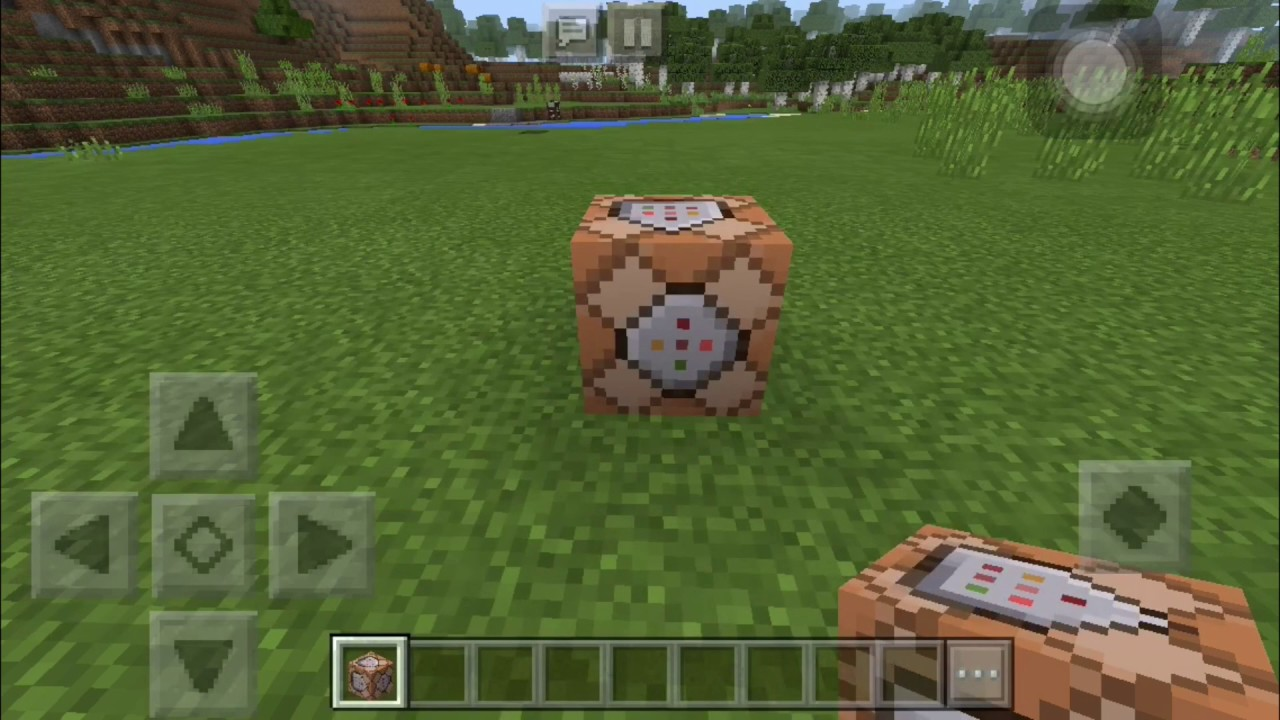 minecraft コマンド ブロック の 出し 方