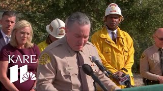 LIVE: Authorities give update on school shooting in California