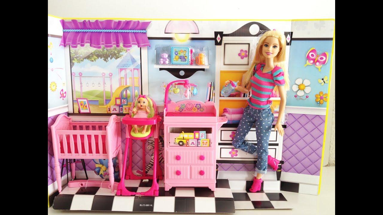 barbie babysitter