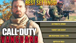 Call Of Duty VANGUARD: The BEST SETTINGS You NEED To Be Using! (VANGUARD BEST SETTINGS)