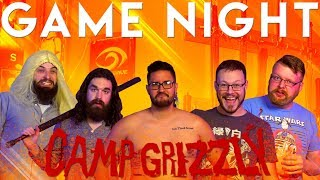 Camp Grizzly Game Night!!