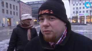 Ahmadiyya Muslims Germany new year cleanup