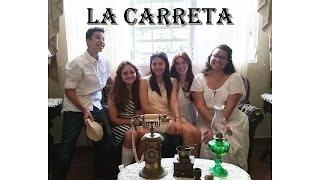 La Carreta -Acto 3-