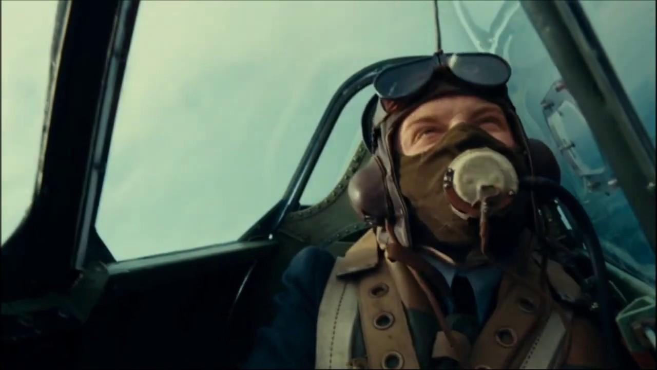Most Realistic Dogfight-Movie-Scene Spitfire Squadron vs Bf 109
