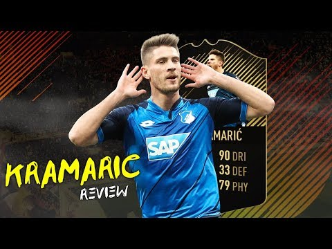 FIFA 18 - SIF KRAMARIC (86) PLAYER REVIEW