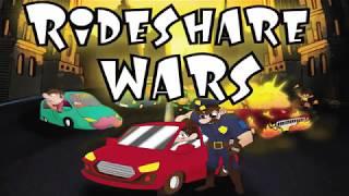 Rideshare Wars - Kickstarter - Card Game Review