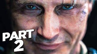DEATH STRANDING Walkthrough Gameplay Part 2 - BT (FULL GAME)