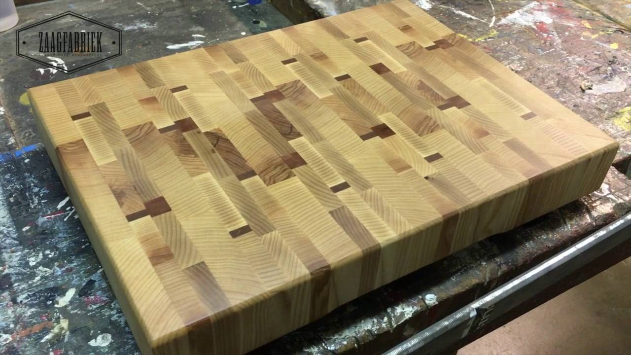 How To Finish Your Cutting Boards By Using Natural Bee Wax And