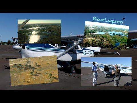Mit dem 4x4 offroad durch  Botswana Teil 10