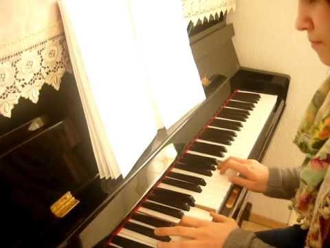 Adini Feriha koydum - piano - emir ve...