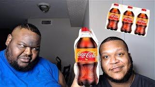 Orange Vanilla Coke (Food Virgins) thumbnail
