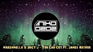 [BASS Boosted] Marshmello x Juicy J - You Can Cry (Ft. James Arthur)
