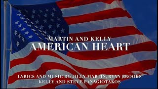 Gambar cover American Heart - Martin and Kelly