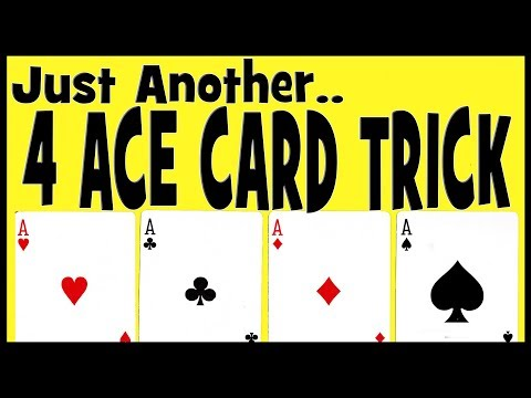 4-ace-card-trick-|-aces-follow-aces-|-classic-magic-card-routine-|-easy-to-do-magic