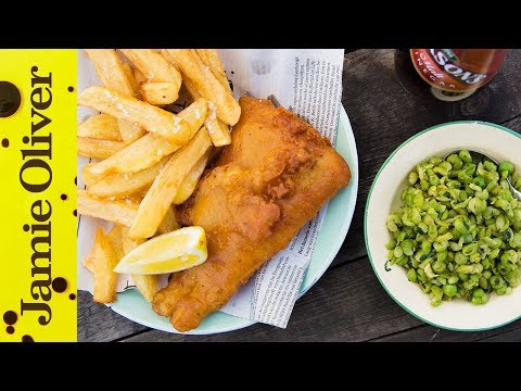 Homemade Fish and Chips | Bart van Olphen