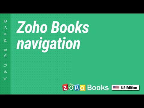 Zoho Books Overview | US Edition