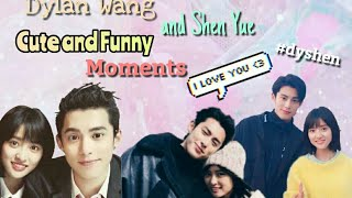 IS DYSHEN REAL??!!!  | Dylan Wang and Shen Yue Cute and Funny Moments