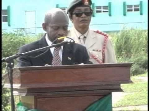 St. Kitts PM - Independence National Heroes Day (Part 1)