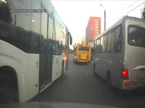 Что творят Ростовские водители автобусов