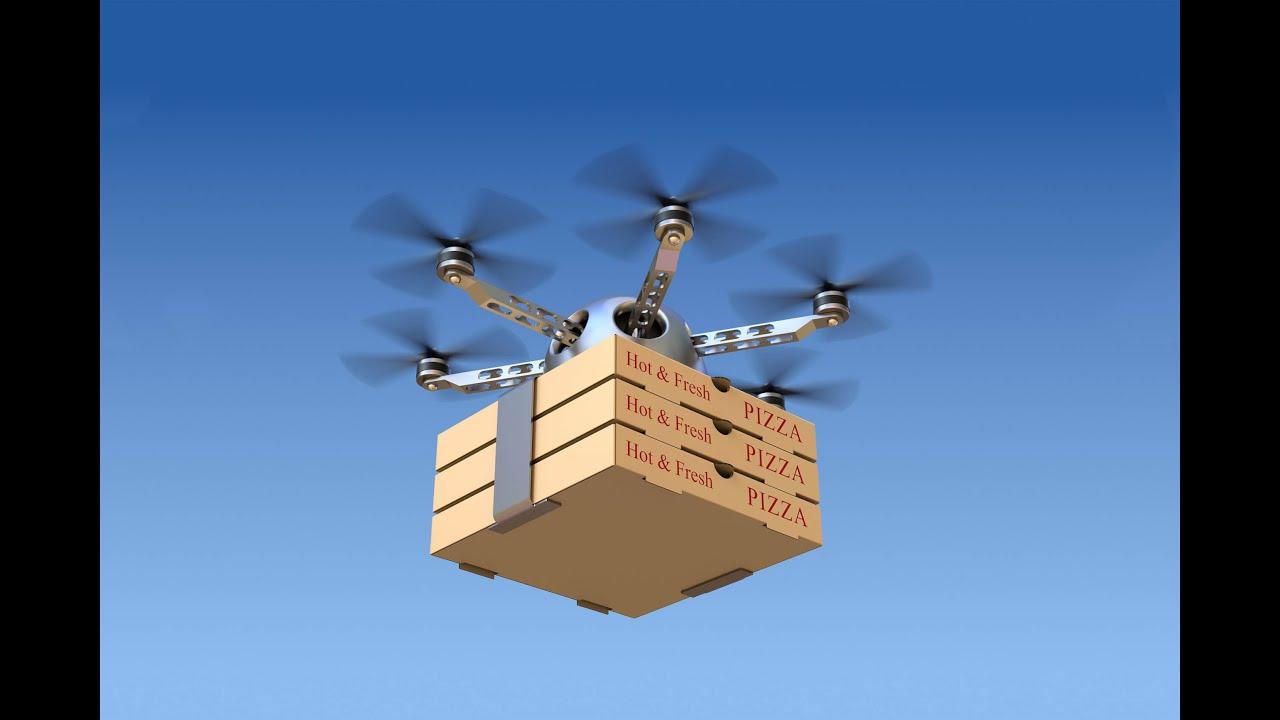 Anac autoriza entrega de produtos por drone pela primeira vez ...